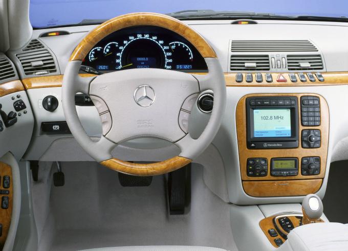 メルセデス・ベンツ S500 1998