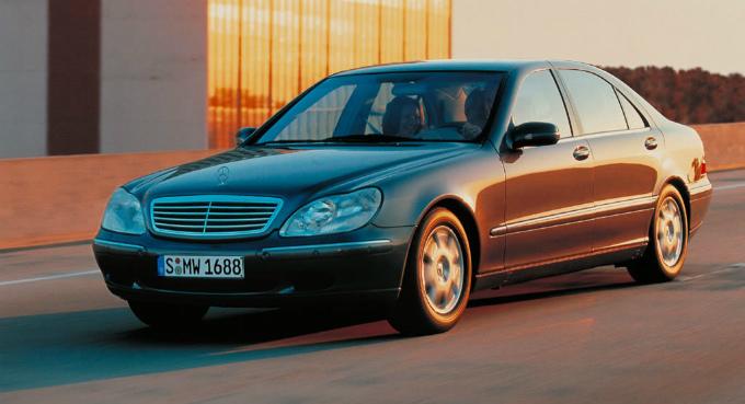 メルセデス・ベンツ S430L 1998
