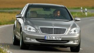 メルセデス・ベンツ Sクラス (5代目 '05-'13):ボディサイズを再び拡大しハイブリッド車も追加に [W221]