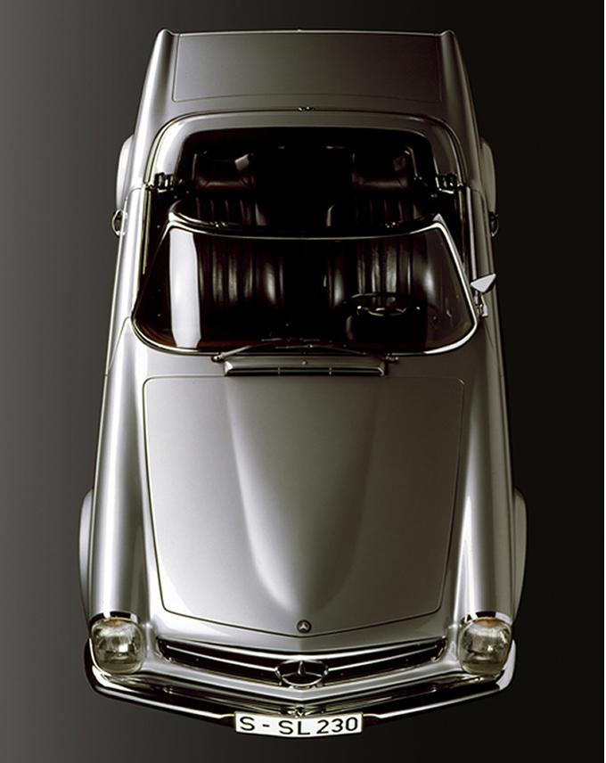 メルセデス・ベンツ 230SL 1963