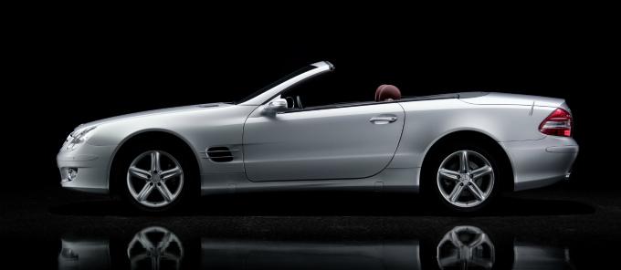 メルセデス・ベンツ SL 350 2005