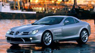 メルセデス・ベンツ SLRマクラーレン ('04-'09):マクラーレンとの共同開発によるスーパーカー [C199]