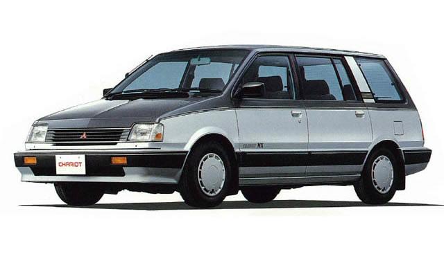 三菱 シャリオ 1989