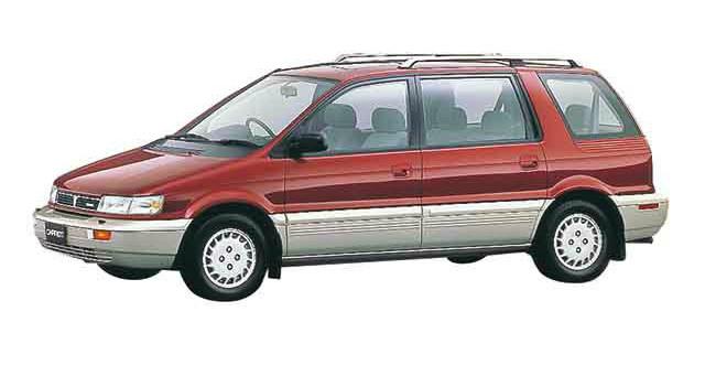 三菱 シャリオ 1991 (出典:carsensor.net)