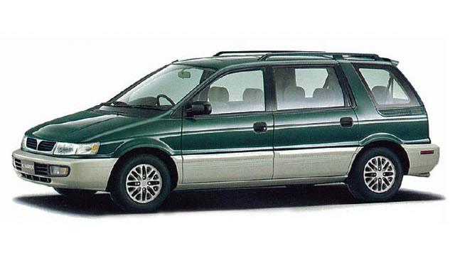 三菱 シャリオ 1994 (出典:carsensor.net)