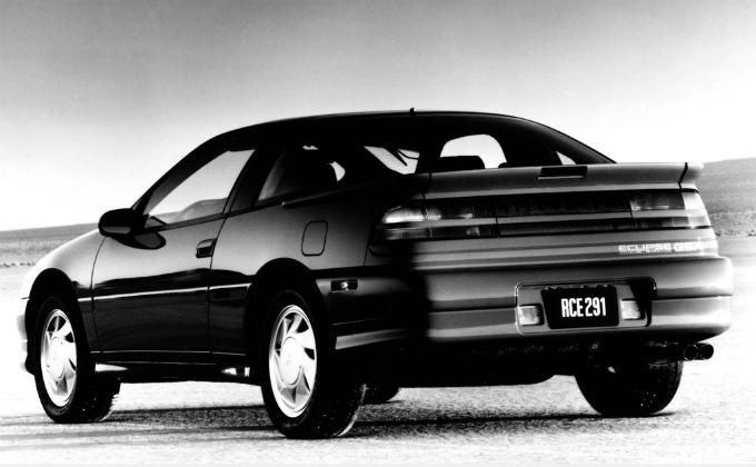 三菱 エクリプスGSX 1990