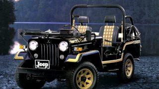 日本における4WD車の歴史