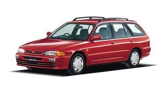三菱 リベロ/カーゴ('92-'02):リベロにはターボエンジン車やRV風モデルも用意 [CB2/4/5/8・CD5/8]