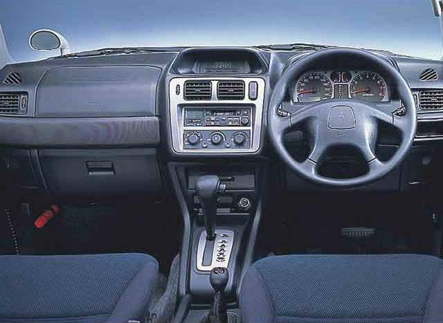 三菱 パジェロイオ 3Dr 2000