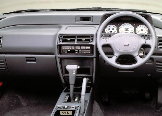 三菱 RVR 1991