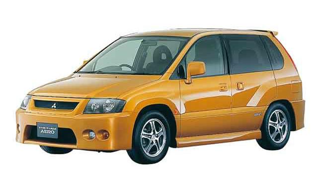 三菱 RVR 1999  (出典:carsensor.net)