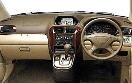 三菱 RVR 1999