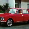 ダットサン ブルーバード (2代目 410 '63-'67):ピニンファリーナ・デザインのモノコックボディを採用