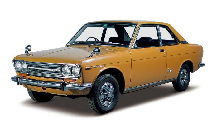 ダットサン ブルーバード 1600SSSクーペ 1968