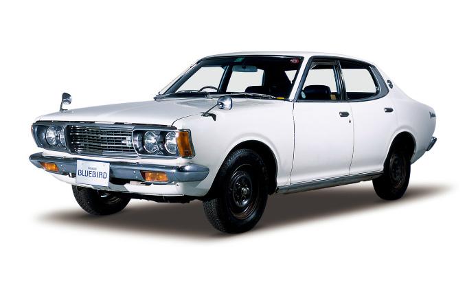 ダットサン ブルーバードU 1973-76