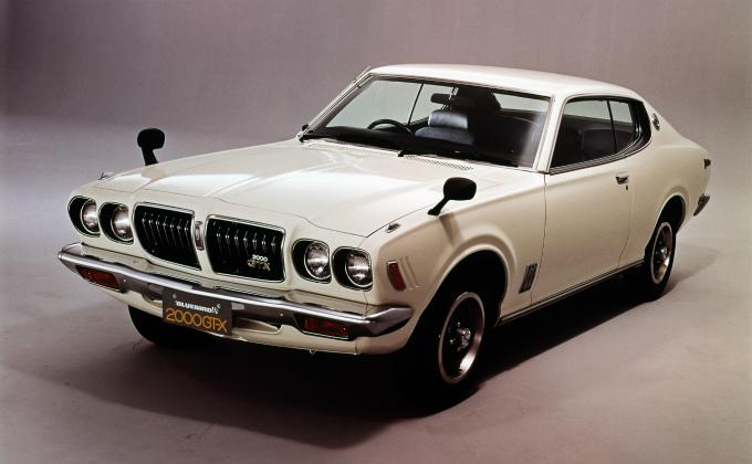ダットサン ブルーバードU 2000GTX 1973