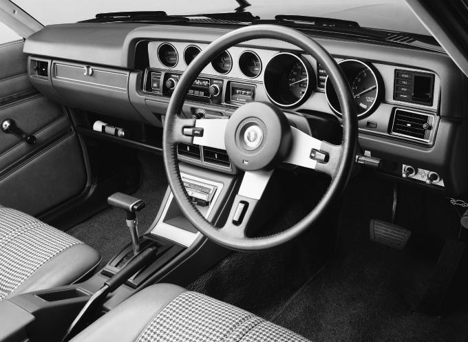 日産 ブルーバード2Dr HT 1976