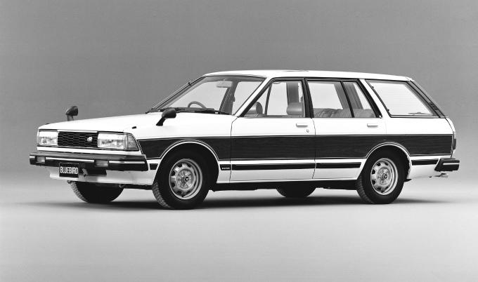 日産 ブルーバードADワゴン 1979