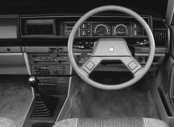 日産 ブルーバード 1979