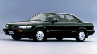 日産 ブルーバード (8代目 U12 '87-'91):基本メカニズムを踏襲しつつ歴代初の4WDを設定