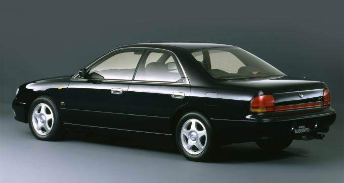 日産 ブルーバードARX 1991