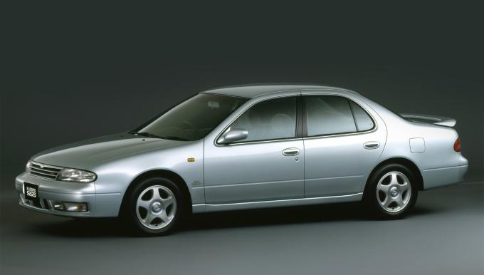 日産 ブルーバードSSS-Z 1991