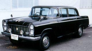 日産 セドリック (初代 '60-'65):同社初のモノコックボディを採用した高級セダン [30/50]