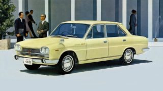 日産 セドリック (2代目 '65-'71):ピニンファリーナによるヨーロピアンスタイルに変貌 [130]