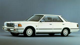 日産 セドリック/グロリア (6/7代目 '83-'99):プラットフォームを刷新し国産車初のV6エンジンを設定 [Y30]