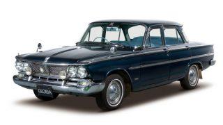 プリンス グロリア (2代目 '62-'67):スカイラインと袂を別ち独自設計の高級車に [S40]