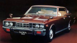 日産 セドリック/グロリア (4/5代目 '75-'79):先代のコンセプトを受け継ぎながら排出ガス規制に対応 [330]