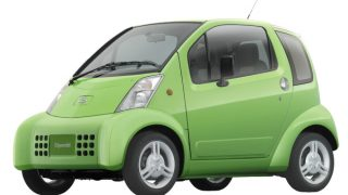 日産 ハイパーミニ ('00-'02):専用設計のボディを持つ軽自動車規格EV [EA0]