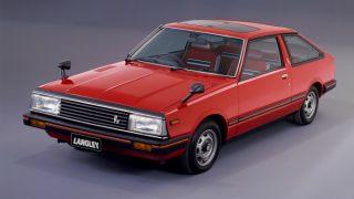 日産 ラングレー (初代  '80-'82):プリンス店からリリースされたパルサーの姉妹車種 [N10]