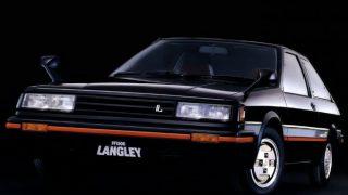 日産 ラングレー (2代目 '82-'86):ボディやエンジンのバリエーションを拡大 [N12]