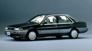 日産 ラングレー (3代目 '86-'90):キャッチフレーズは「スカイラインズ・ミニ」 [N13]