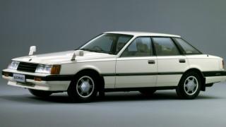 日産 レパード/TR-X (初代 '80-'86):ブルーバードの上位に位置する高級パーソナルカー [F30]