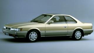 日産 レパード (2代目 '86-'92):2ドアボディのみのスペシャリティカーに路線変更 [F31]
