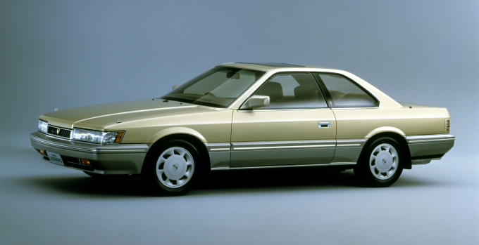 日産 レパード (2代目 1986-1992...