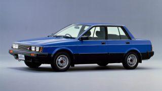 日産 リベルタビラ (初代 '82-'86):パルサー/ラングレーの姉妹車種として誕生 [N12]