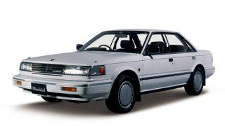 日産 マキシマ (2代目 '84-'88):駆動方式をFFに変更して日米同時に発売 [PU11]
