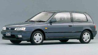 日産 パルサー (4代目 '90-'95):スタイリングやエンジンラインナップを刷新 [N14]