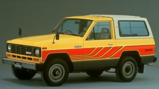 日産 サファリ (初代 '80-'87):パトロールの後継車種として登場したクロカンSUV [160]