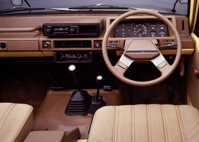 日産 サファリ ハードトップ 1980