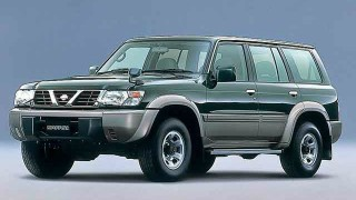 日産 サファリ (3代目 '97-'07):新エンジンが用意された一方基本メカニズムは踏襲 [Y61]