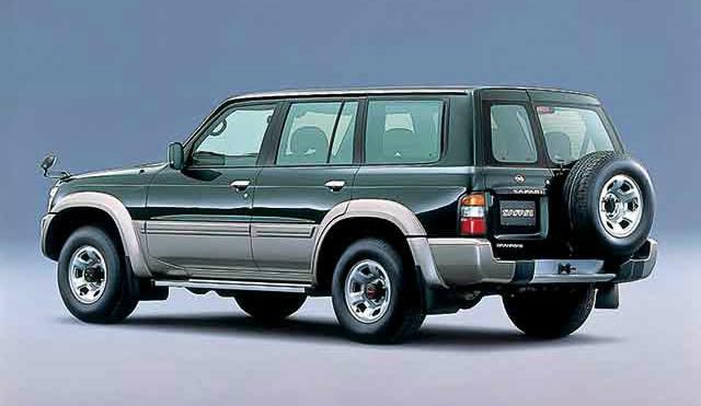 日産 サファリ 1997