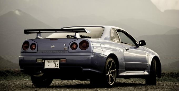 日産 スカイライン GT-R 1999