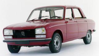 プジョー304 ('69-'80):204をベースとした上級モデルとして誕生