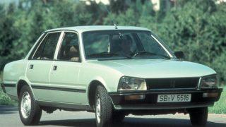 プジョー505 ('79-'92):504の後を継いだプジョー最後のFRモデル