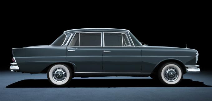 メルセデス・ベンツ 220se 1959