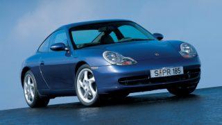 ポルシェ 911 (5代目 996 '98-'04):初のフルモデルチェンジによりエンジンを水冷化